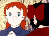 赤毛のアン 第32話 生涯の一大事