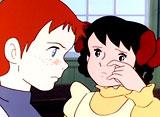 赤毛のアン 第34話 ダイアナとクィーン組の仲間