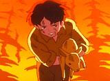 ロミオの青い空 第2話 運命のはじまり・炎の中の家族