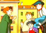 ロミオの青い空 第12話 霧の街に消える