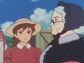愛の若草物語 第11話 マーサおば様はお気の毒!