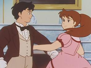 愛の若草物語 第19話 おこげドレスと素敵な紳士