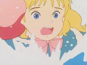 愛の若草物語 第29話 死なないで!エイミーが川に落ちた!