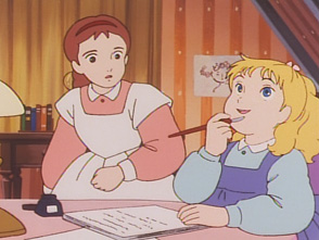 愛の若草物語 第39話 みんなが書いた手紙、手紙、手紙