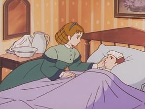 愛の若草物語 第40話 ベスが猩紅熱にかかった!
