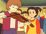 若草物語 ナンとジョー先生 第5話 小さなバイオリン弾き