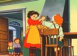 若草物語 ナンとジョー先生 第9話 おもちゃの国の贈り物
