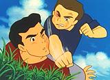 若草物語 ナンとジョー先生 第13話 決闘!エミルが怒った