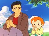 若草物語 ナンとジョー先生 第14話 ダンとテディの秘密