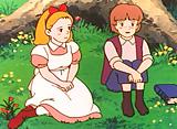 若草物語 ナンとジョー先生 第21話 先生をぶちなさい!