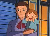 若草物語 ナンとジョー先生 第23話 誰もいない庭