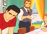 若草物語 ナンとジョー先生 第28話 告白の置き手紙
