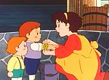 若草物語 ナンとジョー先生 第32話 私、お医者さんになる!