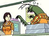 天体戦士サンレッド 第4話 FIGHT. 04
