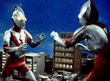 ウルトラマン 第18話 遊星から来た兄弟