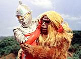 ウルトラセブン 第44話 恐怖の超猿人