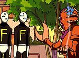 天体戦士サンレッド(第2期) 第7話 FIGHT.33