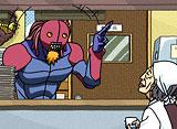 天体戦士サンレッド(第2期) 第25話 FIGHT.51