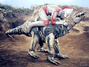 帰ってきたウルトラマン 第10話 恐竜爆破指令