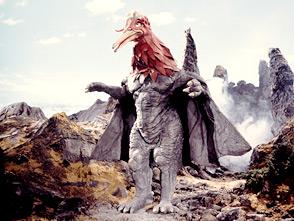 帰ってきたウルトラマン 第16話 大怪鳥テロチルスの謎
