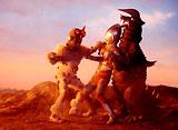 帰ってきたウルトラマン 第37話 ウルトラマン夕陽に死す