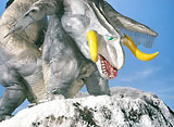 帰ってきたウルトラマン 第42話 富士に立つ怪獣