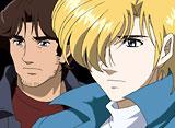 エリア88 第1話 砂漠の翼 Blue Sky