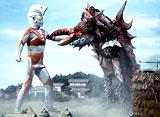 ウルトラマンA 第15話 夏の怪奇シリーズ 黒い蟹の呪い