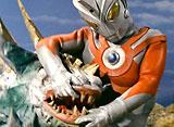 ウルトラマンA 第47話 山椒魚の呪い!