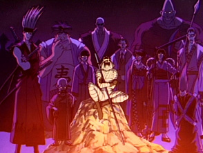 るろうに剣心 −明治剣客浪漫譚− 第三十幕 復讐の悪鬼・志々雄真実の謀略