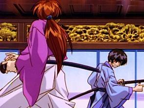 るろうに剣心 −明治剣客浪漫譚− 第三十七幕 衝撃!折れた逆刃刀・天剣の宗次郎対剣心