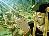 るろうに剣心 −明治剣客浪漫譚− 第九十三幕 敵は戦場ヶ原にあり!翡翠の紋章を求めて