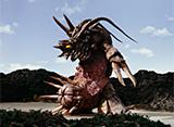 ウルトラマンガイア 第8話 46億年の亡霊