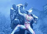 ウルトラマンガイア 第21話 妖光の海