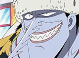 ワンピース 第31話 東の海 最悪の男!魚人海賊アーロン!