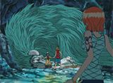 ワンピース 第55話 奇跡の生物!アピスの秘密と伝説の島