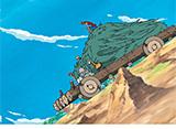 ワンピース 第56話 エリック出撃!軍艦島からの大脱出!