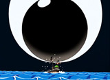 ワンピース 第62話 最初の砦? 巨大クジラ・ラブーン現る
