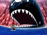 ワンピース 第63話 男の約束! ルフィとクジラ再会の誓い