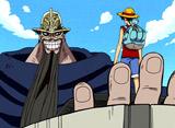 ワンピース 第71話 でっかい決闘! 巨人ドリーとブロギー