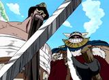 ワンピース 第77話 さらば巨人の島! アラバスタを目指せ