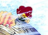 ワンピース 第83話 雪の住む島! ドラムロッキーを登れ!