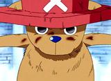 ワンピース 第88話 動物系悪魔の実! チョッパー七段変形