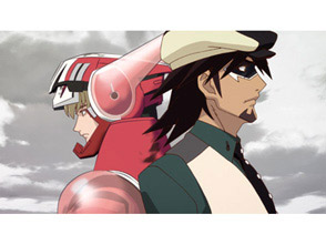 TIGER & BUNNY 第13話 Confidence is a plant of slow growth. (信頼という木は大きくなるのが遅い木である)
