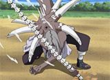 NARUTO-ナルト- 第百二十七話 執念の一撃! 早蕨の舞