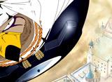 ワンピース 第125話 偉大なる翼! 我が名は国の守護神ペル