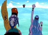 ワンピース 第129話 始まりはあの日! ビビが語る冒険譚!