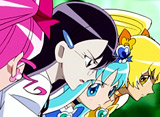 ハートキャッチプリキュア! 第31話 悲しみの正体!!それは、ゆりさんの妖精でした…