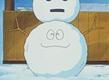 モジャ公 第60話 にげる雪だるまモジャ