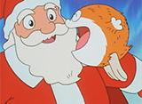 モジャ公 第61話 クリスマスが食べられちゃう?